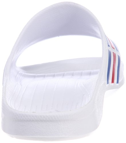 Unisex White Blue Adultos Slide Blanco Duramo Chanclas Red True adidas Bc8A7tqP