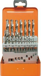 Projahn Bohrer-Magazin HSS-G 220-teilig Durchmesser 1-13 mm um 0,5 steigenddazu Durchmesser 3,3-4,2 mm Eco 60715