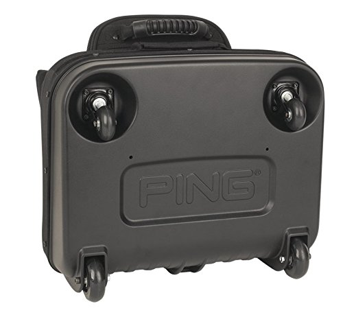 PING Golf Men's Rolling Travel Cover, Black by Ping (Image #3)