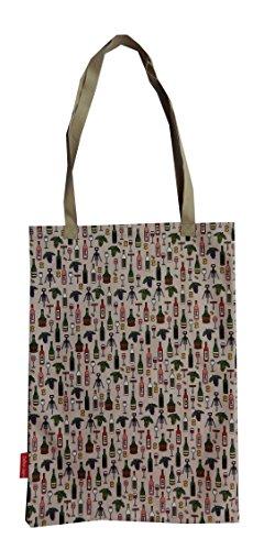 Selina-Jayne Wine Limited Edition Designer Tote Bag