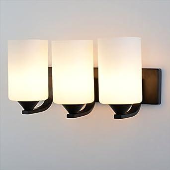 American lampada da parete led luci da parete nordica minimalista ...