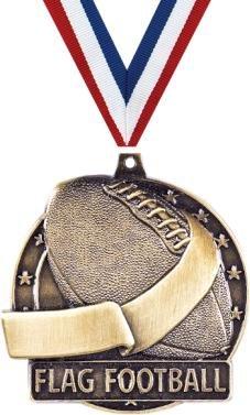 Flag Football medals-2