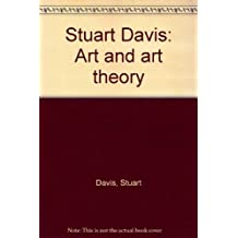 Stuart Davis: Art and art theory by Lane, John R (1978) Hardcover