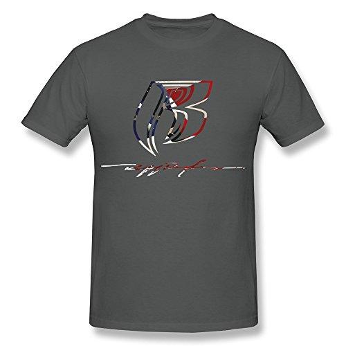 Men's Ruff Ryders Logo T-shirt XS (Ryder Tee)