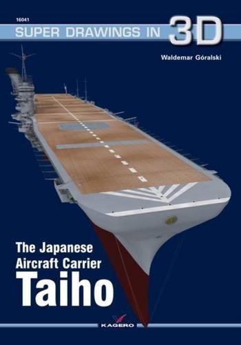 Japanese Aircraft Carrier - 2