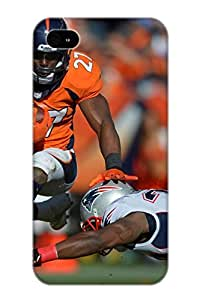 UlGxYI-5218-rzPxx Awesome DENVER BRONCOS Nfl Football 24 Flip Case With Fashion Design For Iphone 4/4s As New Year's Day's Gift