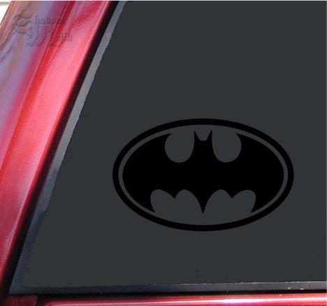 Amazoncom Batman Bat Symbol Vinyl Decal Sticker  X - Batman vinyl decal stickers