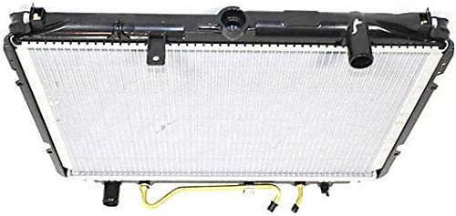 Radiator New IZ3010122 8970912981 Isuzu Rodeo for Pickup Truck Amigo 1989-1993