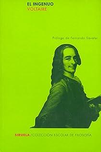 El ingenuo y otros cuentos par Voltaire
