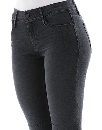 Rta Wf7135180 Jeans Cotone Donna Nero HHBqPwRr