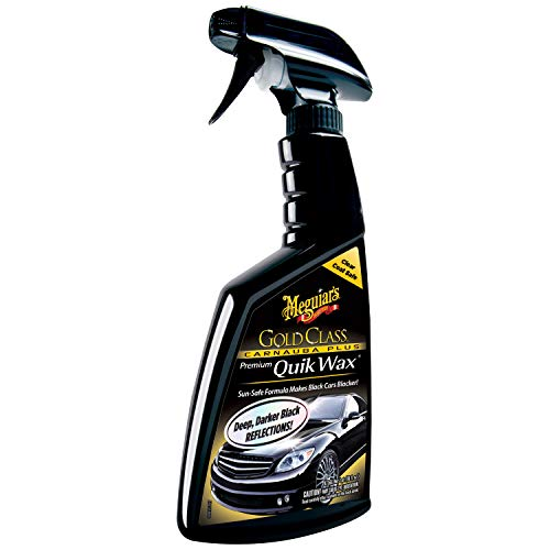 Meguiar's G7716 16 Oz. Gold Class Carnauba Plus Premium Quick