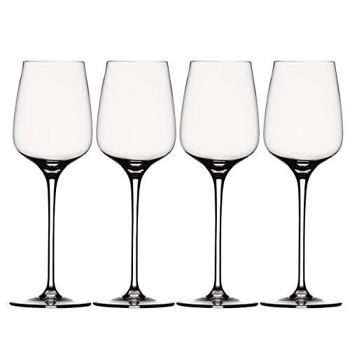 (Spiegelau 1416182 Metallic Stopppers Willsberger 12.9 oz White Wine Glass (Set of 4))
