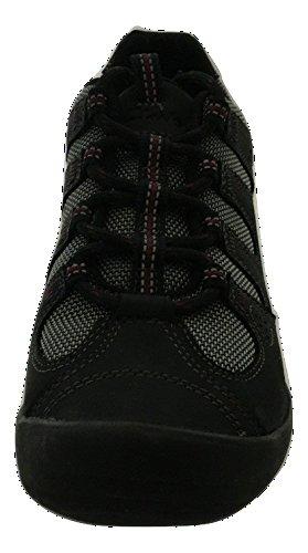 Clarks Womens Outlay Sud Noir Chaussures De Randonnée Nubuck