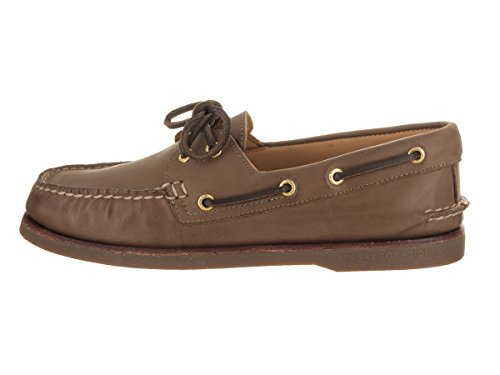 Sperry Top-Sider Gold A/O 2 Eye Segelschuh Dark Ta Brown
