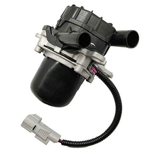 (Secondary Air Pump 17600-0C020 Fits for 2005-2011 Toyota Tacoma Base Pre Runner 2.7L Manual Trans)