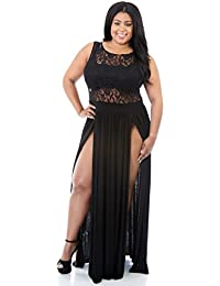 Amazon.com: Plus Size - Club / Dresses: Clothing, Shoes & Jewelry