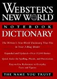 Webster's New World Dictionary, Victoria Neufeldt, Andrew N. Sparks, 0446360260