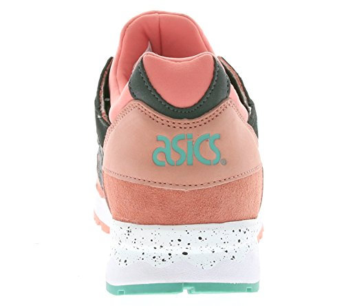 Coral V Adulte Asics Mixte Black Lyte Baskets Gel Basses Zqx0w4SH0