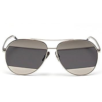 GCR Sonnenbrille Schatten Polarisierende Brille Farbe Passende Sonnenbrille Split Zwei Farbe Geschrieben Farbe Frosch Spiegel Sonnenbrille , 2