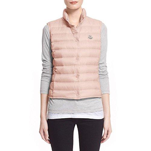 抗生物質太字市民権(モンクレール) MONCLER レディース トップス ベスト?ジレ 'Liane' Water Resistant Short Down Vest [並行輸入品]