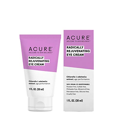 ACURE Radically Rejuvenating Eye Cream, 1 Fl. OZ. (Packaging May Vary)