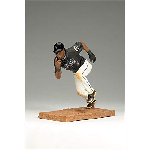 - New York Mets Jose Reyes 2009 MLB Wave 2 Series 25 Mcfarlane