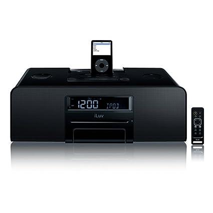 amazon com iluv high fidelity multimedia system with bluepin for rh amazon com
