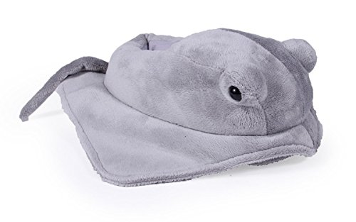 (Happy Feet 9088-3 - Sting Ray - Large Animal Slippers)