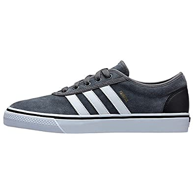 2015bbfd30 Adidas Skateboarding Fairfax Ease - Grey White Black  Amazon.co.uk  Shoes    Bags