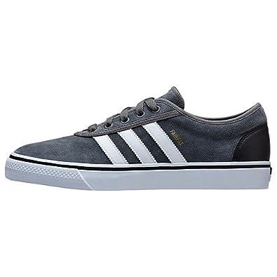 2015bbfd30 Adidas Skateboarding Fairfax Ease - Grey White Black  Amazon.co.uk  Shoes    Bags