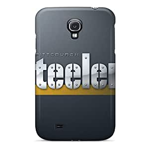 Tpu Case Cover Compatible For Galaxy S4/ Hot Case/ Pittsburgh Steelers