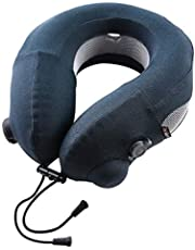 Acupuncture neck massager U-shaped massage pillow deep tissue kneading massager to relieve neck pain in home car and office