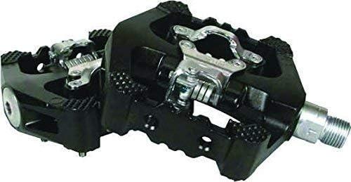 Wellgo Wam-D10 W//Platform Pedal SPD