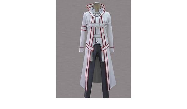 Ch&Ch la espada de artes en línea caballeros sao del traje de ...