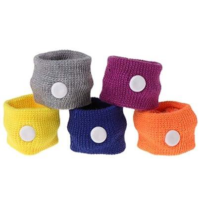Cutebility Anti Nausea Wrist Strap Wrist Brace Hand Support Wristband Carsickness Seasick Sickness Bracelet Travel Estimated Price £2.19 -