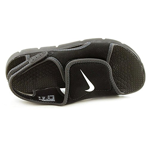 White Nike Adjust Black 4 Grey Flip Gs Black White Ps anthracite Boys' Sunray Flops 77RqTwZ