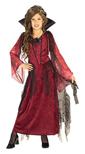 Gothic Vampiress Costume (Rubie's Costume Co Gothic Vampire's Costume, Small)