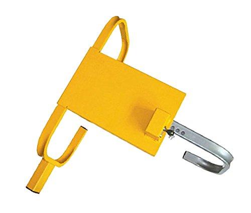 12'-15' Heavy Duty Steel 2 Key Lock Security Wheel Clamp