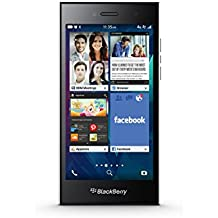 BlackBerry Leap STR100-2 Unlocked Phone - Retail Packaging - White
