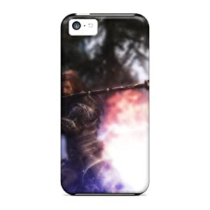 Hot New Skyrim Who's Next Cases Covers For Iphone 5c With Perfect Design