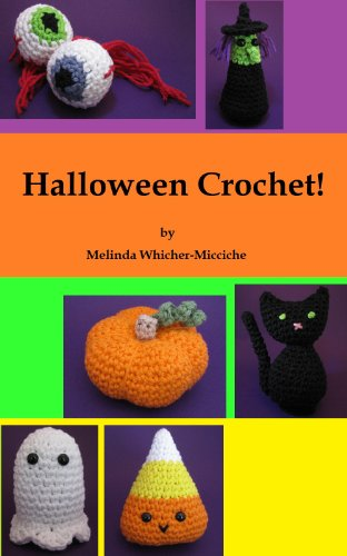 Halloween Crochet! (Quick and Easy Amigurumi Book (Crochet Halloween)