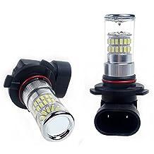 NEVERLAND 9005 HB3 LED Fog Bulb Daytime Lights Car DRL Driving Lamp 3014 SMD 48W 6000K White