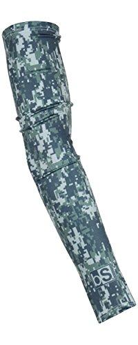 BLACKSTRAP Daily Sleeves UV Arm Protection (2 Set), Digi Blue, One ()