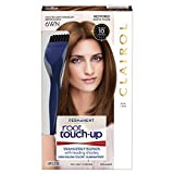Clairol Nice 'n Easy Root Touch-Up, 6WN Light Chocolate Brown, Permanent Hair Color, 1 Kit (PACKAGING MAY VARY)