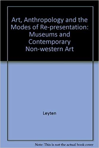 Art Anthropology And The Modes Of Representation Museums