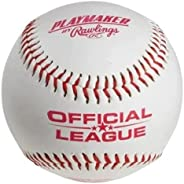 Rawlings Playmaker Official League Recreational Use Baseballs, Box of 12