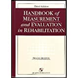 Handbook of Measurement and Evaluation in Rehabilitation, Third Edition 9780944480434