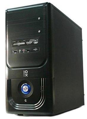 Primux PC52.371011 - Ordenador de sobremesa (i3-7100 3.9 GHz, 4 GB de RAM, SDD de 1024 GB, Windows 10 Pro) negro: Amazon.es: Informática