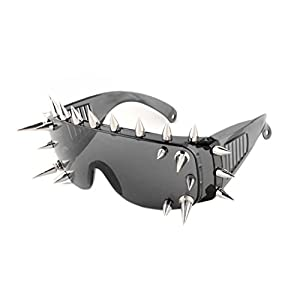 SG10902C3 PC Lens Rivet Plastic & Metal Frames Sunglasses
