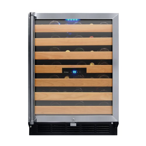 Vinotemp 50-Bottle Wine Cooler with Interior (Vinotemp Wine Cooler)